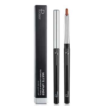 Pudaier Top Brand 2019 Matte Lip Liner Waterproof Durable Lipsticks Pencil Long-lasting Llipliner Lips Makeup 17 Colors TSLM1