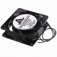 1000pcs/lot 8025s 80MM 80x80x25mm AC 110V 120V Metal Industrial Cooler Exhaust Cooling Fan