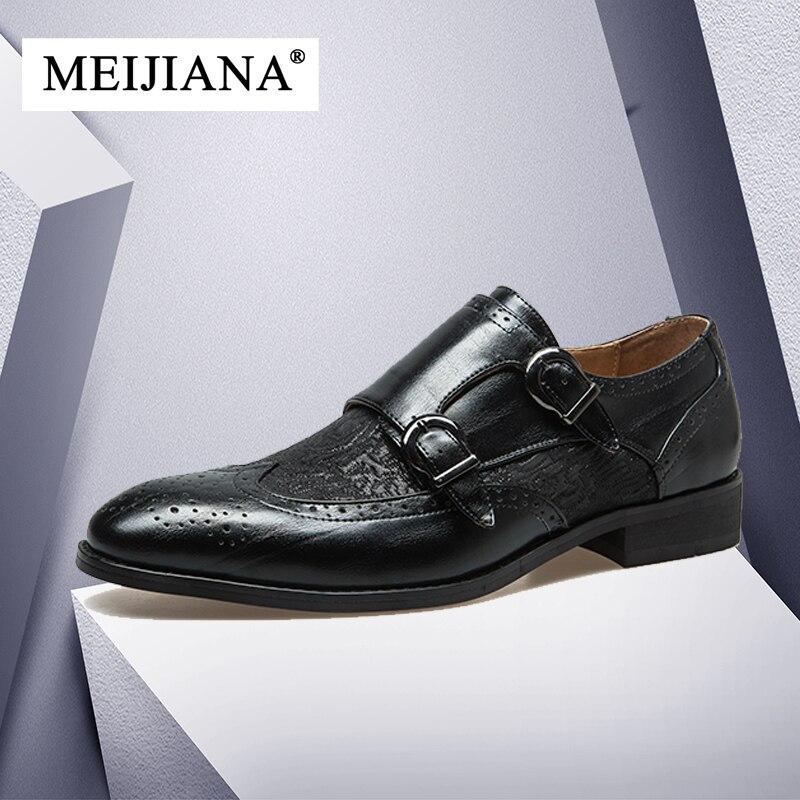 Moda Qualidade Sapatos Homens Respirável 2019 Alta Negócios Formais Oxford Casamento Preto De Vestido Dos q7xwdWqH1Y