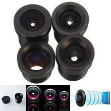 """HD 2,8 мм 3,6 мм 6 мм 16 мм для CCTV камеры MTV фиксированная плата объектива для 1/"""" безопасности CCD чипсеты черная камера наблюдения"""