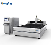 500W 1KW 2KW 1530 high configuration CNC laser sheet stainless carbon mild metal cutting machine