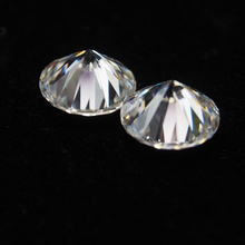 10.5mm DEF Round Heart and Arrows CutWhite Moissanite Stone 4.5 carat Diamond