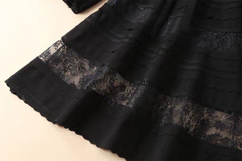 Luxe Célèbre Partie Marque Robe De Femmes Nouvelle Printemps 2019 Design Wd02330 Style Européenne Mode nq6wR01Y