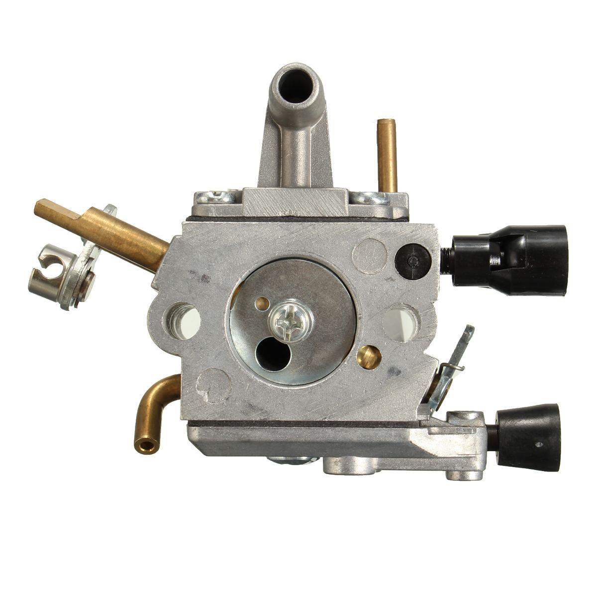 Metal Carburettor Carb Fits For STIHL FS400 FS450 FS480 SP400 450 Zama C1Q-S34H 4128 120 0651Metal Carburettor Carb Fits For STIHL FS400 FS450 FS480 SP400 450 Zama C1Q-S34H 4128 120 0651