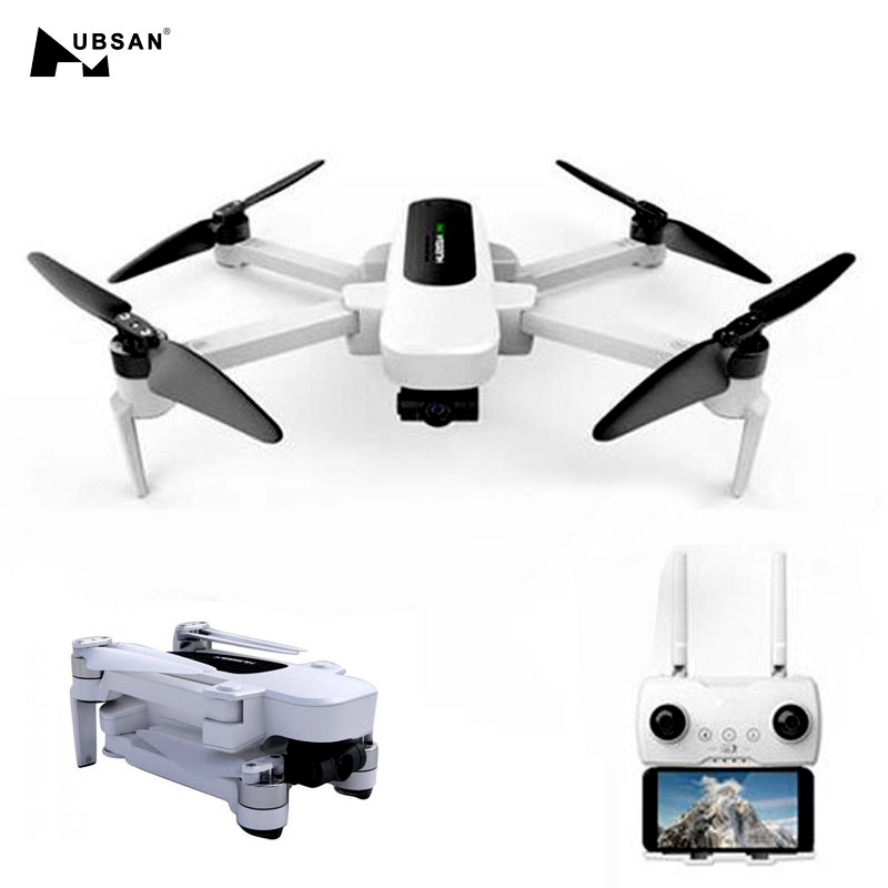 (In Stock) Original Hubsan H117s Zino <font><b>4k</b></font> <font><b>Brushless</b></font> Gps 5.8g Wifi Fpv 3-axis Gimbal Foldable Rc Quadcopter <font><b>Drone</b></font> image