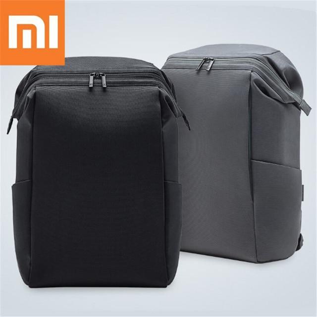 Presale Xiaomi 90 Fun Bolsa Para Laptop Mochila 15.6 Polegada Nível 4 Repelente de Água Viagens de Negócios Saco de Lazer Ombro Mochila Simples