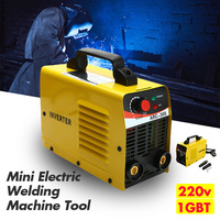 220V 10 300A IGBT Inverter AC Arc Welding Machine MMA Welder For Welding Working And Electric Working w/ Accessories