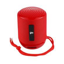 Altavoz portátil inalámbrico Bluetooth reproductor estéreo Hd sonido bajo música alrededor de los dispositivos de salida con micrófono llamadas manos libres