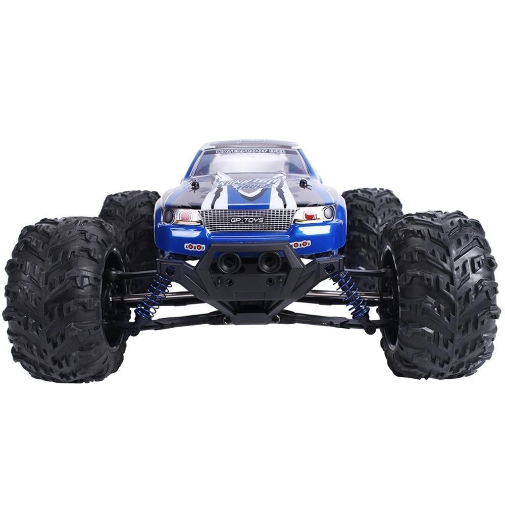 GPTOYS S920 46 km/h haute vitesse RC voitures 1/10 46 2.4G 4WD Monster Truck Double moteurs voiture télécommandée pour enfants cadeau d'anniversaire - 5