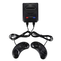 Hot AMS Powkiddy Hd Hdmi 16 Bit Retro Classic Console Video Game For Sega Console Pal/Ntsc Support Extra Cartridges Available