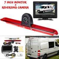 7 TFT LED Monitor + Reversing Backup Rear View Camera For Mercedes Benz for Dodge Sprinter for Volkswagen Crafter