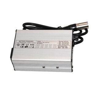 Image 3 - 14.6 V 8A LiFePO4 şarj 4 Serisi 12 V 8A Lifepo4 pil şarj cihazı 14.4 V pil akıllı şarj cihazı 4 S 12 V LiFePO4 Pil