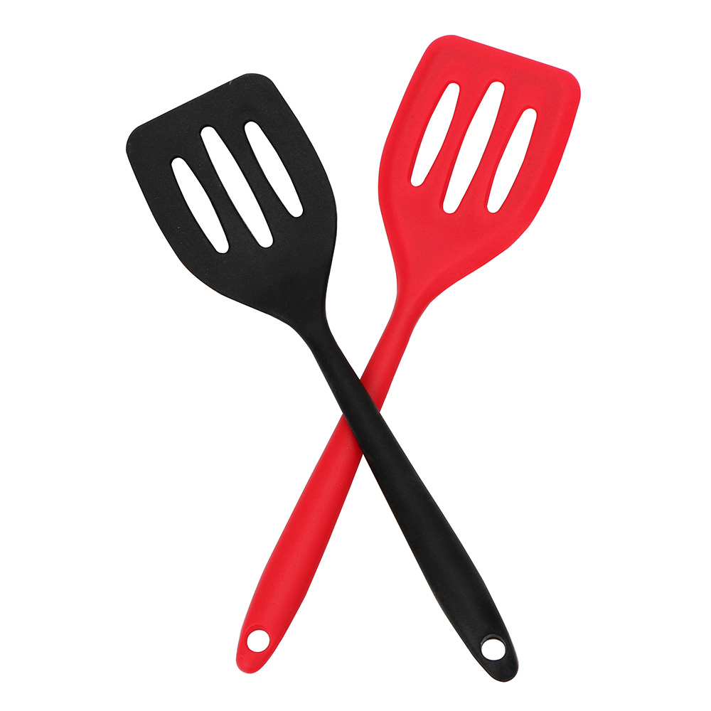 Egg Fish Frying Pan Spatula Scoop Fried Shovel Silicone Turners Cooking Utensils Kitchen Tools Cooking Accessories Gadgets