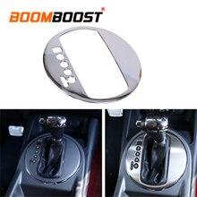 Рамка крышка ABS хром литье переключения передач Панель отделка салона автомобиля для Kia Sportage 2010 2011 2012 2013