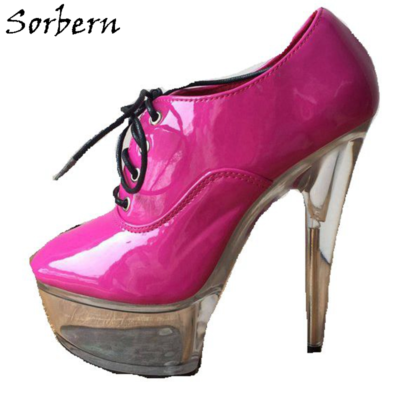 Sorbern Elegant Shoes Pumps Woman 2018 High Heels Pumps 15cm Large Sizes High Heels Size 43 Platform Shoes High HeelsSorbern Elegant Shoes Pumps Woman 2018 High Heels Pumps 15cm Large Sizes High Heels Size 43 Platform Shoes High Heels