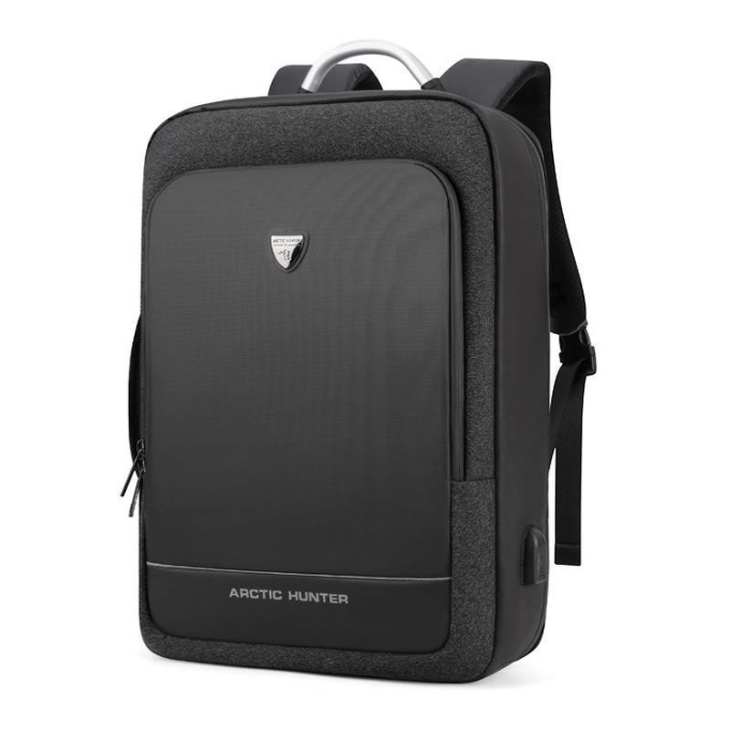 ARCTIC HUNTER Backpack Male Business 17 Inch Travel Computer Bag Men s Large Capacity Notebook Fashion