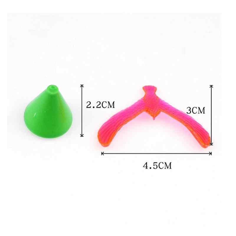 Plástico mini diy balanceamento pássaro brinquedo mesa artesanato decoração crianças presente brinquedos educativos para crianças engraçado incrível pnlo