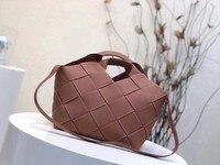2019 Новый изготовленный на заказ клатч женская сумка из натуральной кожи яловая брендовая кольцо для женской сумочки высокого класса малень