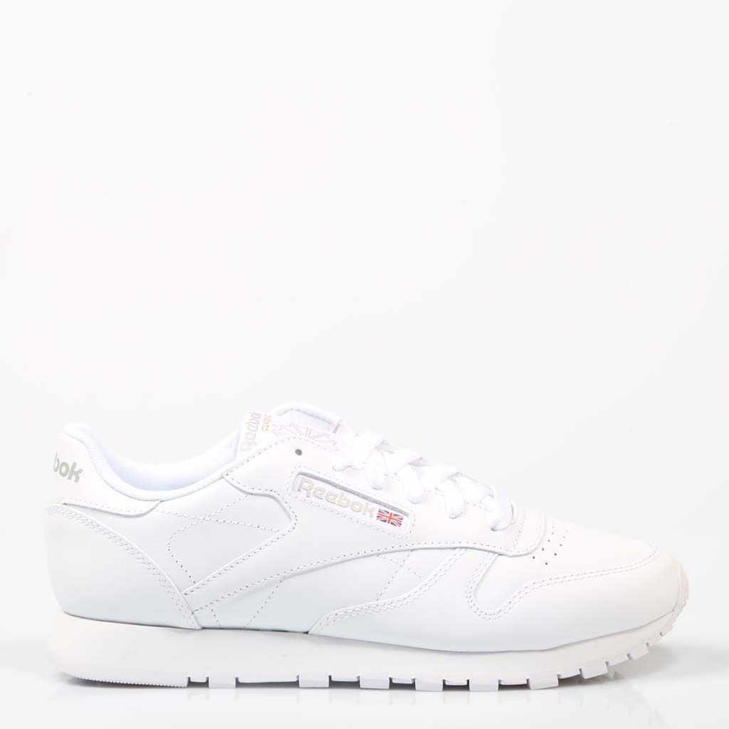 reebok classic sneakers white