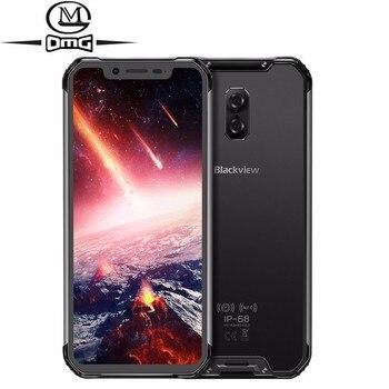 Перейти на Алиэкспресс и купить Blackview BV9600 Pro смартфон с восьмиядерным процессором Helio P60, ОЗУ 6 ГБ, ПЗУ 128 ГБ, 5580 мАч, Android 8,1