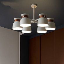 Modern LED Ceiling Lights Retro Restaurant Bedroom Vintage Ceiling Lamps Iron Dining Living Room  Hanging Lamps Kitchen Fixtures american iron chandelier living room restaurant bedroom light black retro crystal light modern simple hanging lamps led lamps