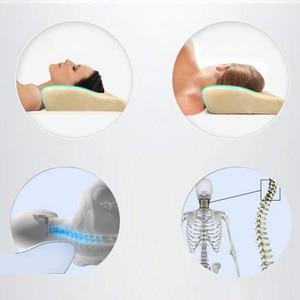 Image 4 - Sonno di Gomma Piuma di Memoria Cuscino Letto Cuscino Cuscini Ortopedici per il Dolore Al Collo Cuscino Ergonomico e Posteriore Traversine Laterali Traversine & Stomaco Dormiente