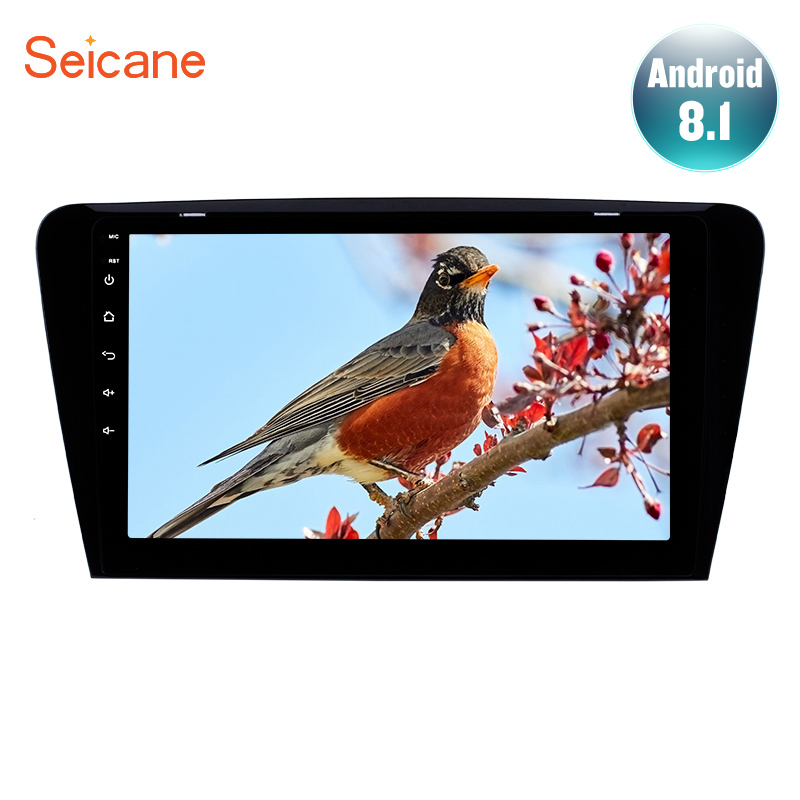 Seicane Android 7 1 8 1 10 1 HD 1024 600 Touch Screen Car Radio For