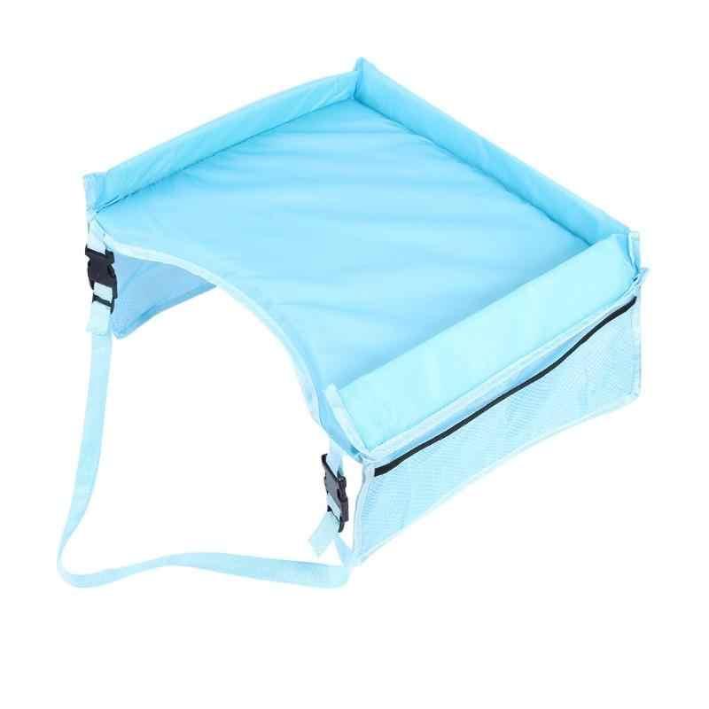 Водонепроницаемый детские дети автомобиля таблицы игрушки Детские переносное детское кресло лоток для хранения Еда стол ребенка автомобильный подстаканник держатель для коляски Меса кош