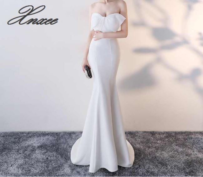 Women s Elegant Party Dresses Summer Red White Black Long Maxi Dress