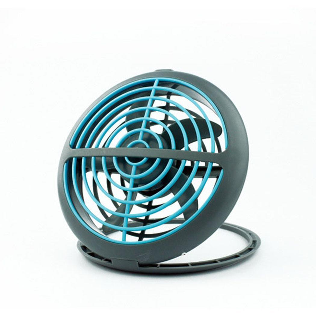 Portable Foldable Mini USB Fan Rechargeable Adjustment Desktop UFO Shape Fans For Home Office Dormitory