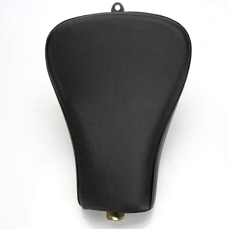 351*272mm Black Front Driver Solo Seat For Har-ley Sportster Forty Eight XL1200 883 72 48 100% Brand New