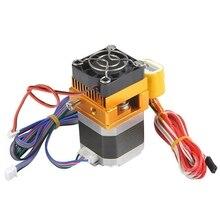 Mk8 Extruder 0 4Mm Nozzle 1 75Mm Filament Kit J Head Extrusion Hotend Head 3D Printers