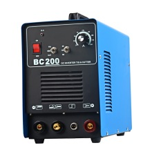 Rstar DC 200A Tig Welding 50A Plasma Cutter Weld 200A MMA Welder Multifunction 3in1 welding machine 220v Voltage European plug 220v 3 in1 multi functionplasma cutter mma tig w elder set display welding machine for welding