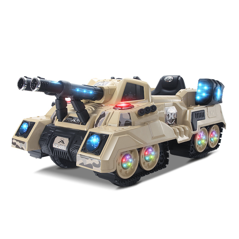 Super Big 2.4G Remote Control Kids Four-wheel Drive Electric Rechargeable Car Toy Shock Absorption Electric Tank Can Drive SitSuper Big 2.4G Remote Control Kids Four-wheel Drive Electric Rechargeable Car Toy Shock Absorption Electric Tank Can Drive Sit