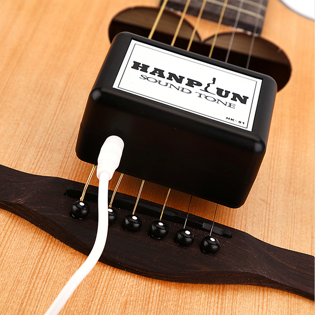 Guitar Tone Completer Sound Opener Simulates the Vibration of Actual Playing Guitar Reache Full Sound Potential