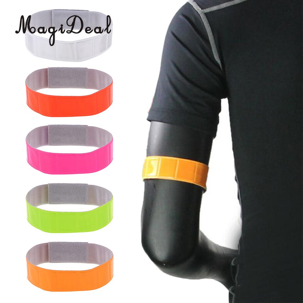 Reflector Tape Providing High Visibility Safety Apparel Buy Cheap Reflective Wristband/belt/armband/ankle Band Back To Search Resultssports & Entertainment