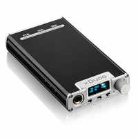 FiiO K3 Mini Portable Headphone Amplifier Desktop AMP USB-C DAC AKM AK4452  Support Coaxial Optical Digital Outs PCM384k/DSD256