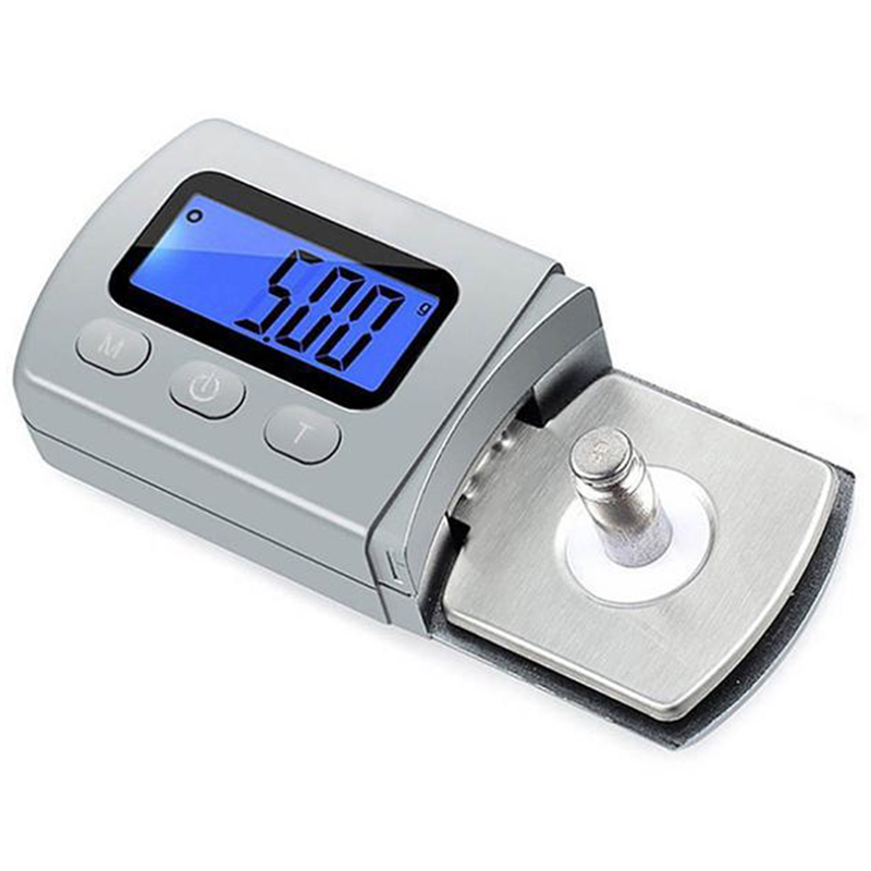 Vinyl Phono Needle Pressure Gauge Stylus Disc Needle Pressure Special Precision Measurement