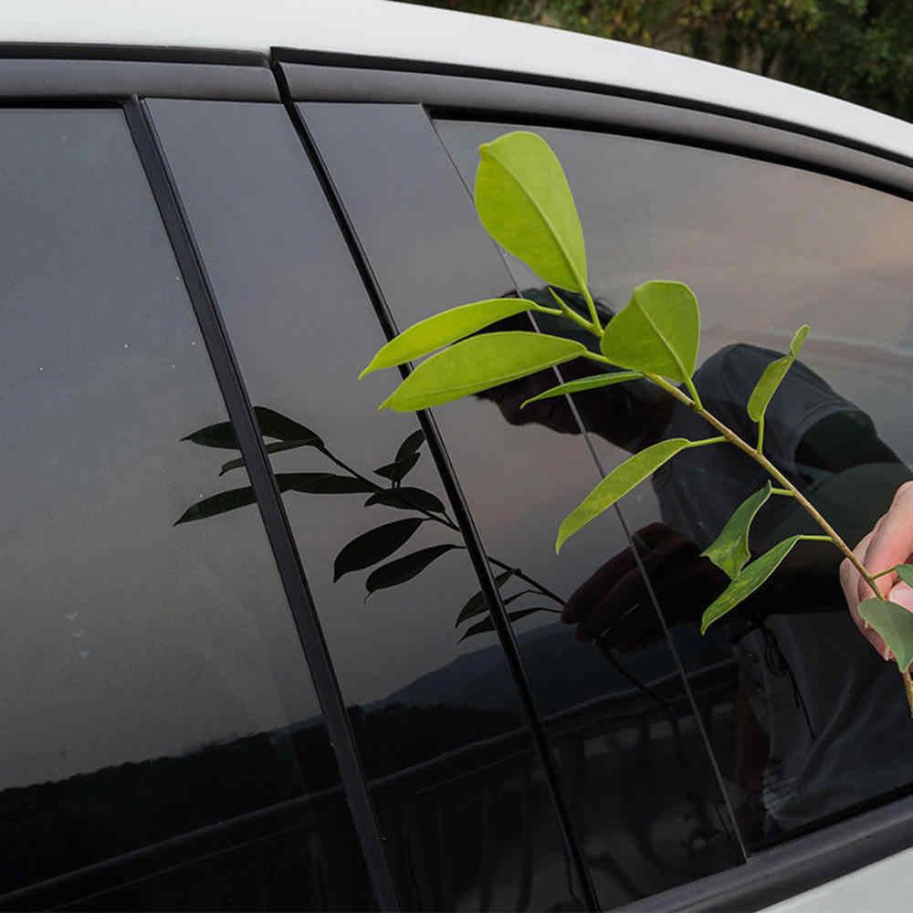8 Chiếc Gương Cửa Sổ Trụ Cột Bài Viết Viền Dành Cho Xe Nissan Qashqai 201 Jfs Trung TCN Cột Dán Xe Hơi Dành Cho Xe Nissan Qashqai 2016-2018