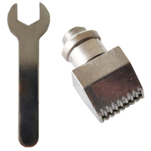 Large Width Diameter Nozzle 20Mm Special Hot Melt Glue Nozzle,Aluminium Nozzles For Glue With Wrench