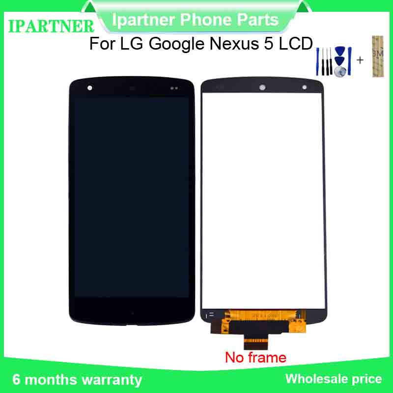 For LG for Google Nexus 5 D820 D821 LCD Display Touch Screen