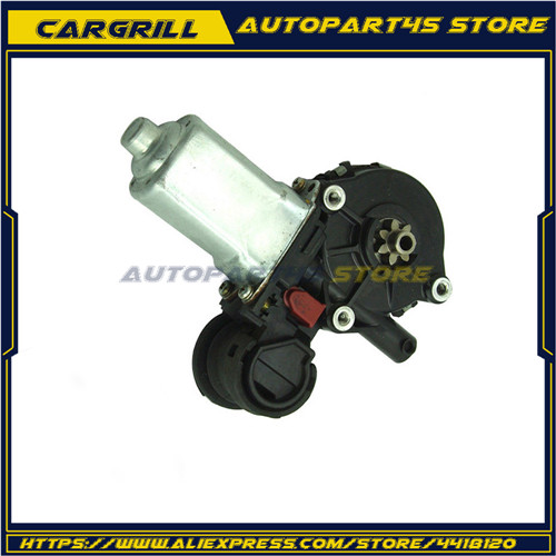 WarriorsArrow Front Left Side Electric Power Window Regulator Motor RAV4 2001 2002 2003 2004 2005 85720-42070 For Toyota