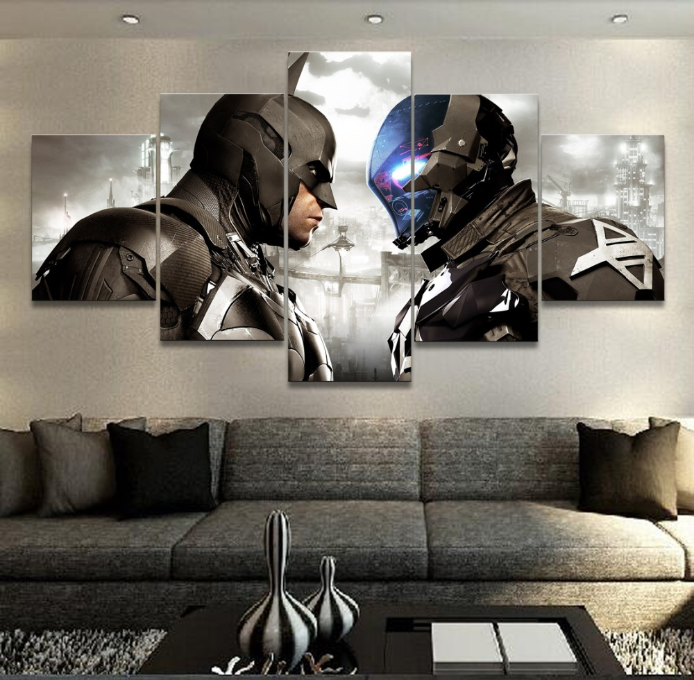 Batman Gotham Knight Giant Wall Art Poster Print
