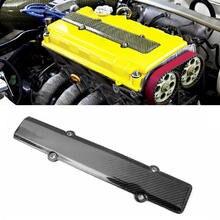 ABS крышка клапана Свеча зажигания вставка для Honda Acura Civic B18 B16 B серии VTEC автомобильные аксессуары крышка жгута двигателя