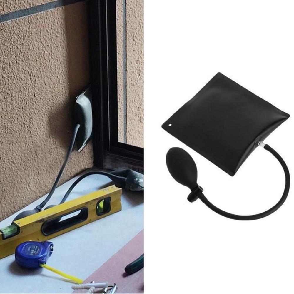 Aufblasbare Luftpumpe Auto Reparatur Auto Fenster Tür Schlüssel Verloren Air Wedge Airbag Kissen Sperren Notfall Open Entsperren Pad Tool Kit Hardware