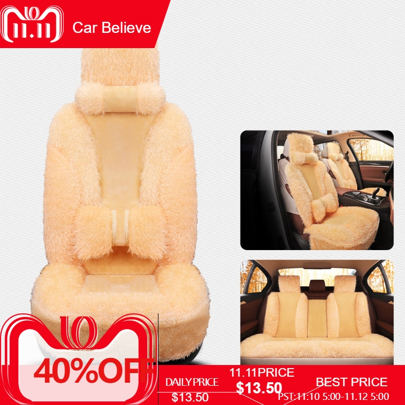 Car Believe Auto car seat cover For mazda 6 gh cx-5 cx3 6 gg 3 bk 626 voyager car accessories covers for vehicle seat Protector car seat cushion car seat cover universal car chair cover auto seat covers car seat protector for honda accord 2014 mazda cx 5