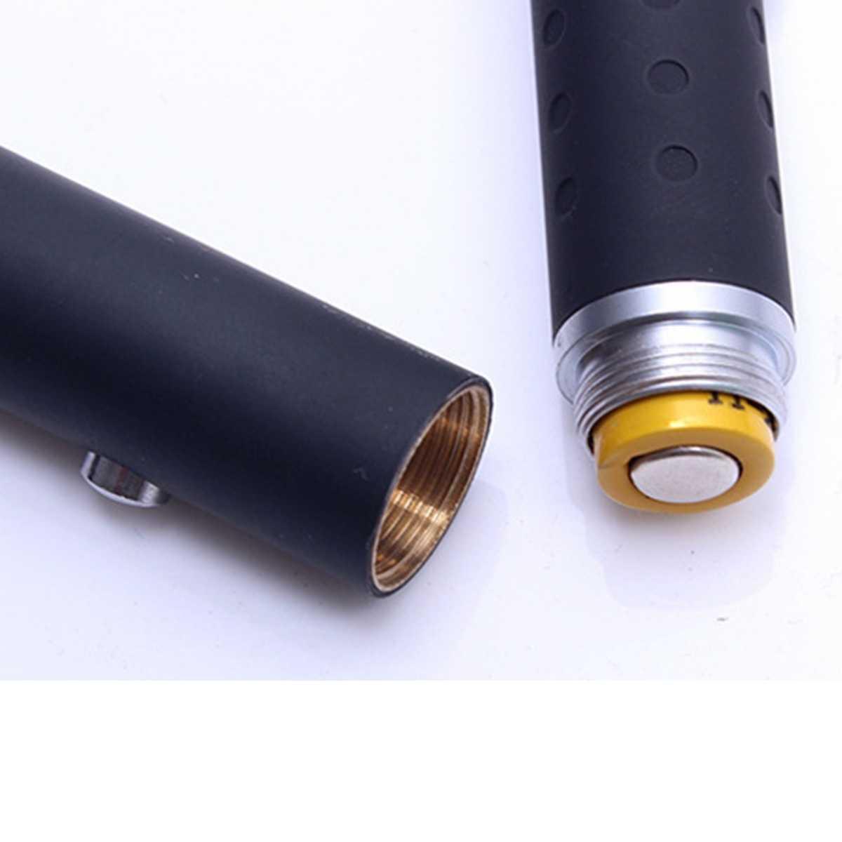 405nm 5 МВт карманный Электрический мини-фонарик Сжигание матч дальний луч новый фиолетовый лазерный указатель ручка регулируемый фокус Супер лазерный Видимый луч