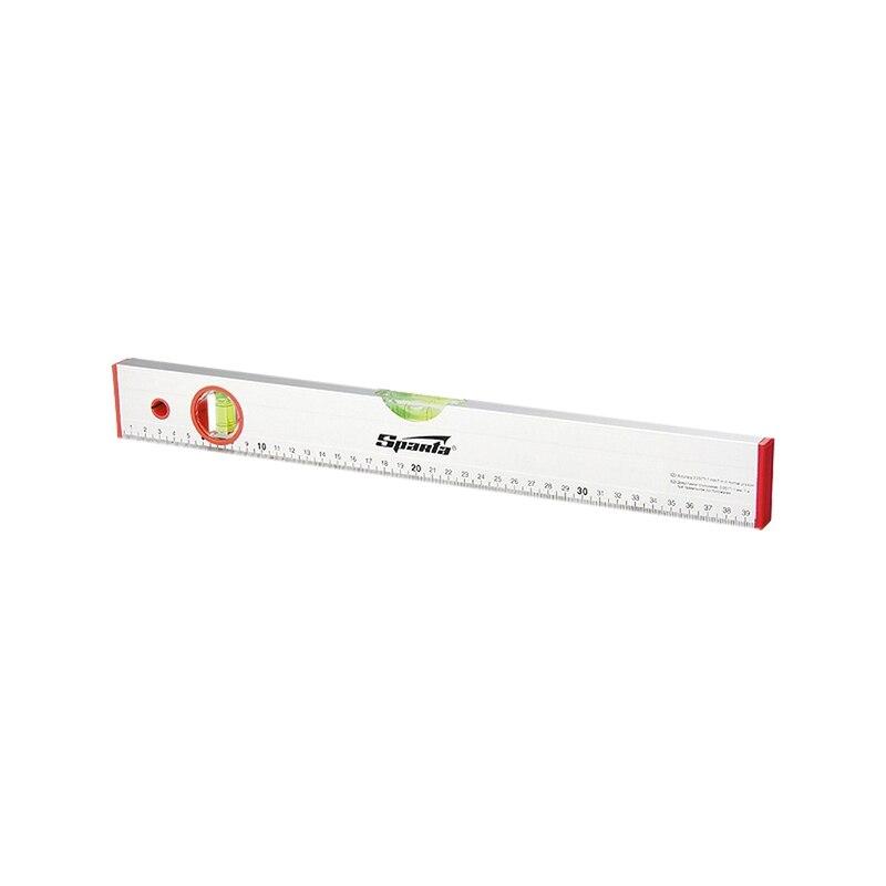 Level Measuring Instruments SPARTA 35110 Aluminum Level Bubble Level level measuring instruments sparta 330325 aluminum level bubble level