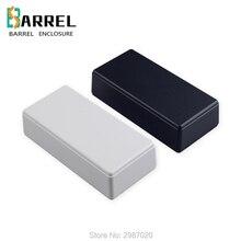 4 ピース/ロット 121*58*32 ミリメートルのプラスチック電子プロジェクトエンクロージャ abs ワイヤージャンクションボックス電気 diy PCB ボード出口コントロールケース