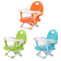 6 36 Months Baby Dining Chair Multi Function Folding Portable Infant Table BB Stool Children Seat